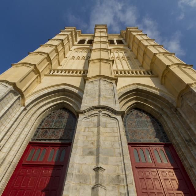 Collégiale Saint Pierre Douai Douaisis Nord France (c) Ad Langlet (2)