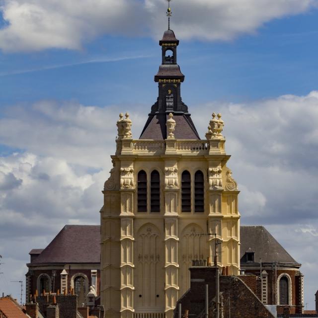 Collégiale Saint Pierre église Douai Douaisis Nord France (c) Ad Langlet (1)