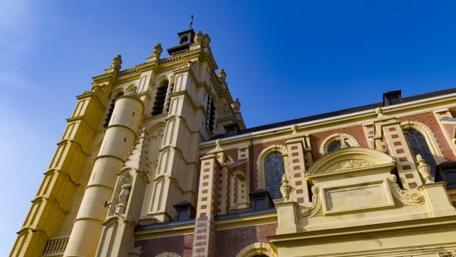 Collégiale Saint Pierre église Douai Douaisis Nord France (c) Ad Langlet (2)