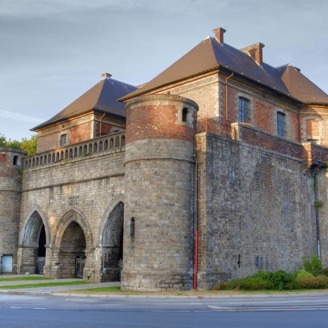 Douai Haut Porte De Valenciennes Fortification Trace Douaisis Nord France (c) D Langlet Douaisis Tourisme