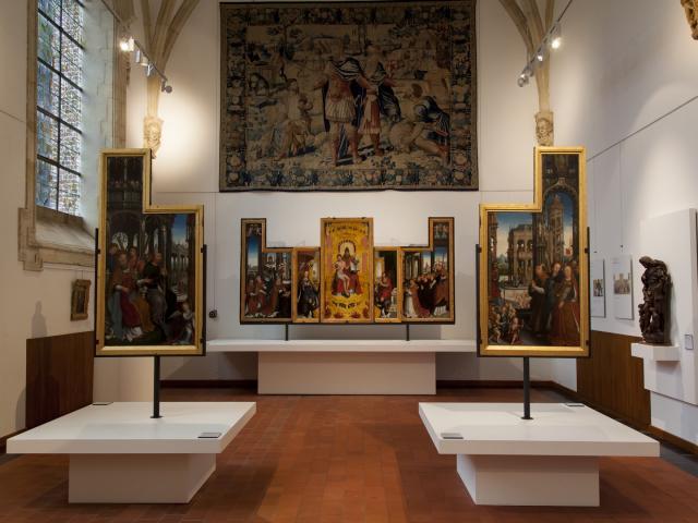 Musée Chartreuse Beaux Arts Douai Douaisis Nord France (c) ADL