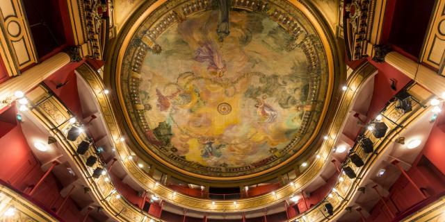 Théâtre à L'italienne Douai Douaisis Nord France (c) Ad Langlet (3)