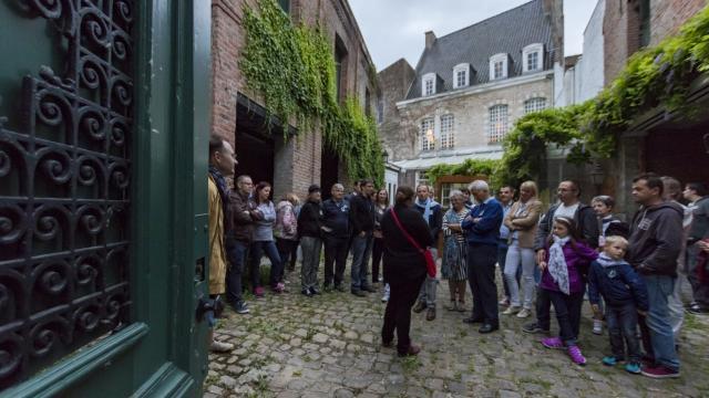 Visite Ville Douai Douaisis Nord France (c) ADL