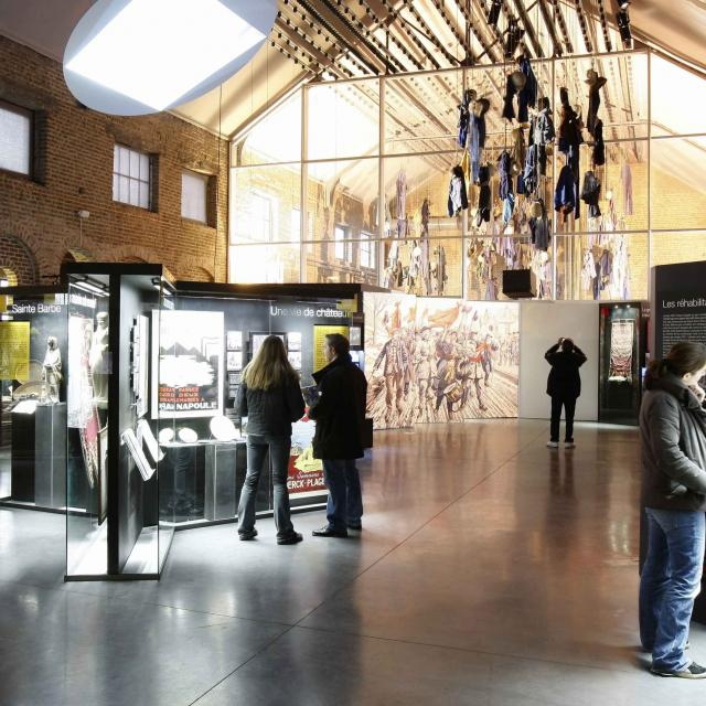 Centre Historique Minier Lewarde E. Watteau 10