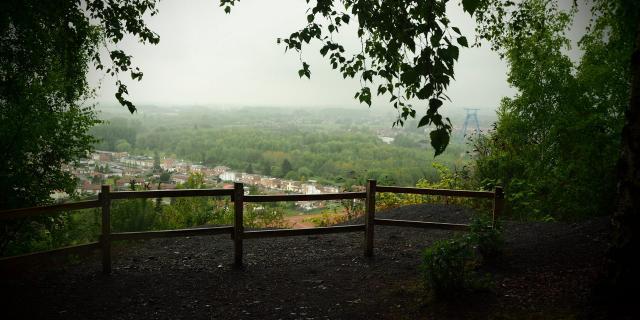 Terrils de L'Escarpelle et des Pâturelles de Roost-Warendin-Douaisis Nord France
