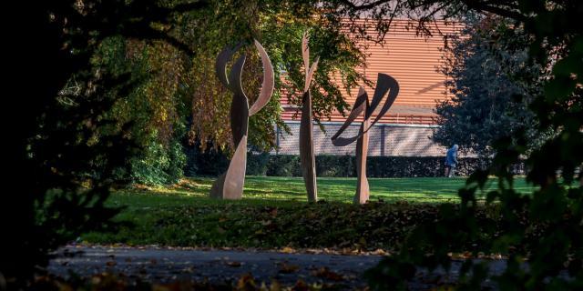 Art Contempo Parc Bertin Adl-- Douai -Douaisis Nord France