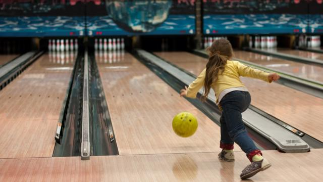 Bowling Enfants Douai Douaisis Nord France Adlanglet