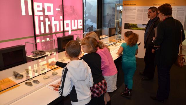 Musée Parc Archéologique Arkéos Douaisis Nord France (c) Douaisisagglo