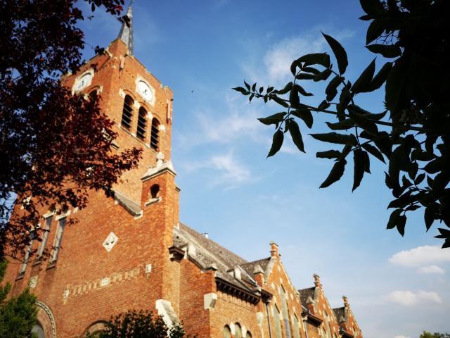 Notre Dame Des Mineurs Waziers Douaisis Nord France