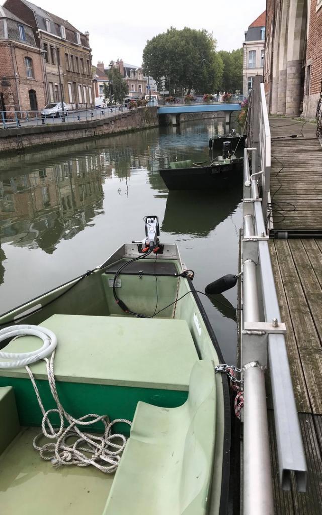 Scarpe Barques Douai Douaisis Nord France (c) Douaisis Tourisme
