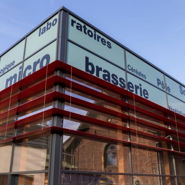 Biotech Wagnonville Lycée Brasserie Douai Douaisis Nord France (c)adlanglet 5