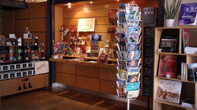Boutique Douaisis Tourisme - Souvenirs - Douai - Nord - France