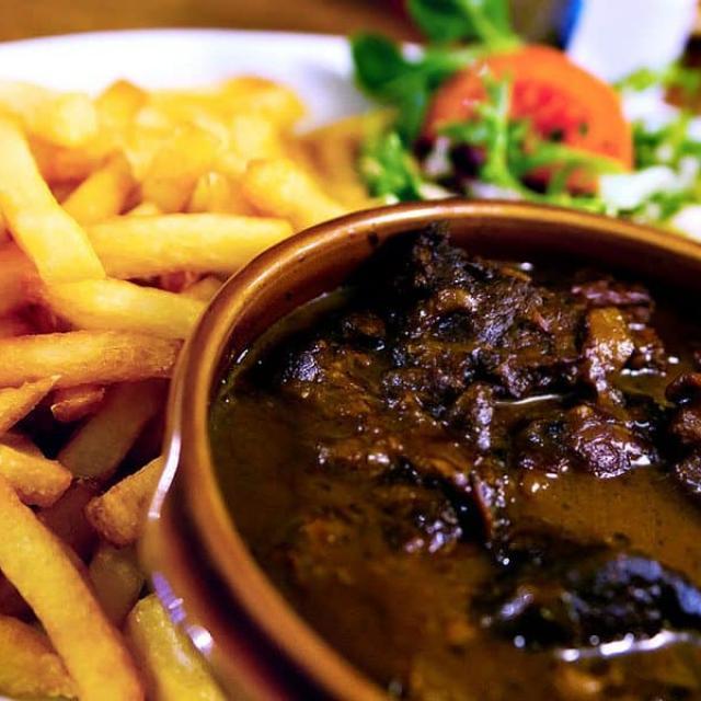 Carbonade - frites - Gastronomie - restaurant - Douaisis - Nord - France