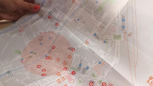 Carte Touristique Douai Douaisis