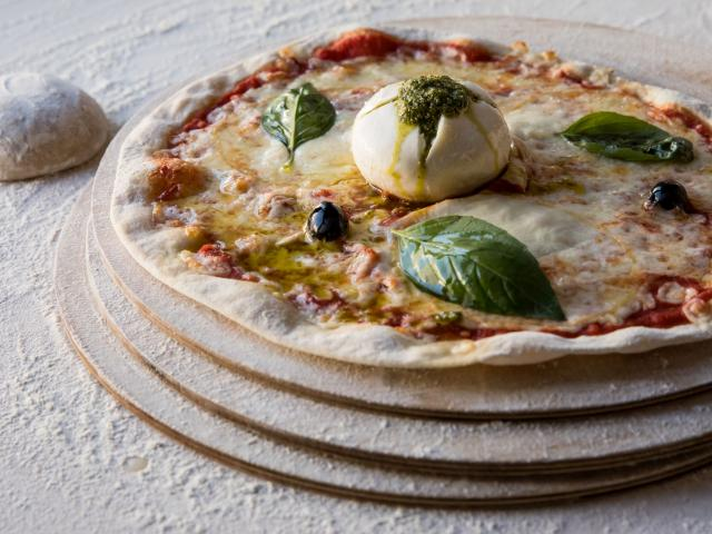 Pizza Burrata Signorizza Douai Waziers