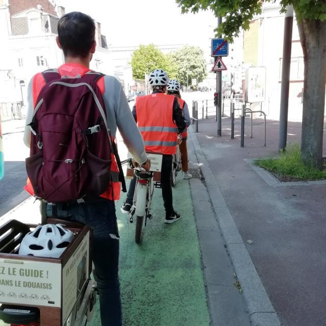 Visite Vélos Electriques Douai Douaisis Nord France 12