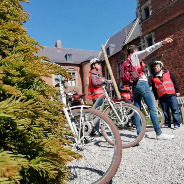Visite Vélos Electriques Douai Douaisis Nord France 5