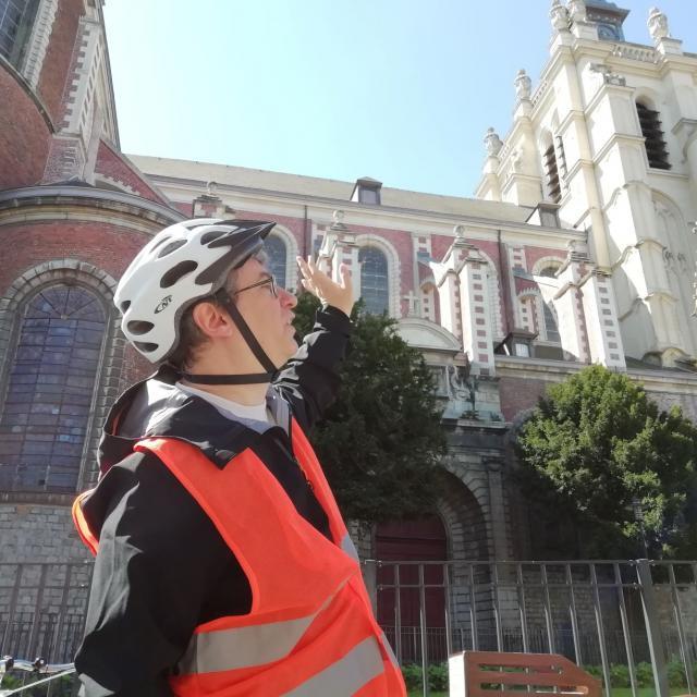 Visite Vélos Electriques Douai Douaisis Nord France 6