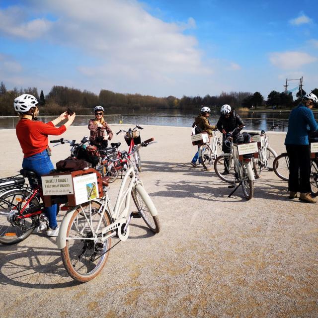 Visite Vélos Electriques Douai Douaisis Nord France 7