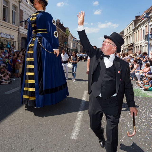 Fillon - Famille Gayant - Douai - Douaisis (c) ADLanglet