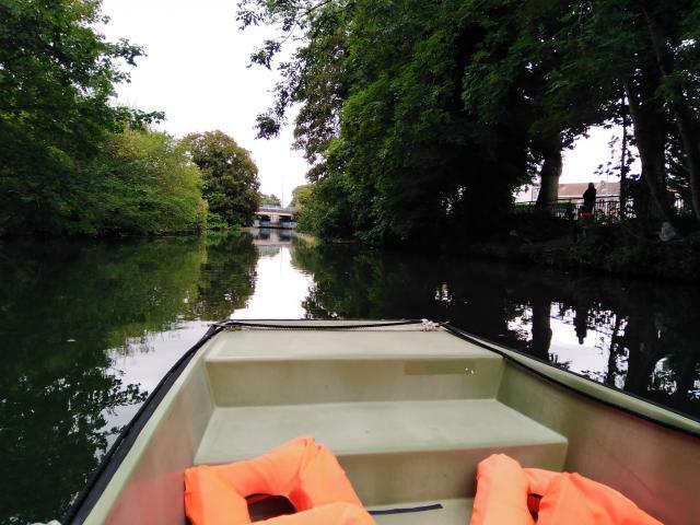Barques Douai Douaisis Nord France 2 (c) Douaisis Tourisme