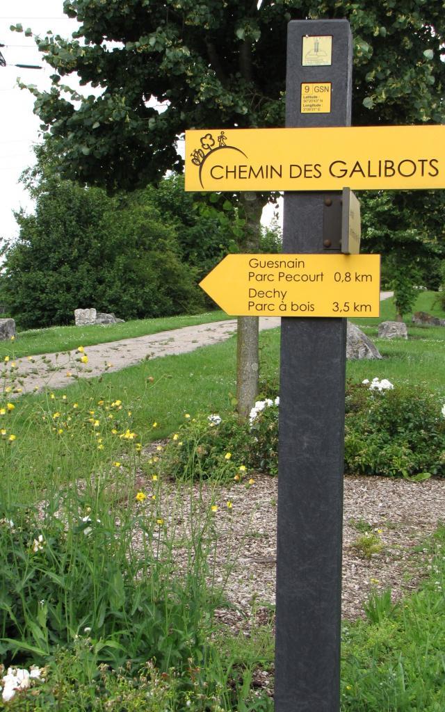 Chemin Des Galibots Randonnée Douaisis Nord France 2