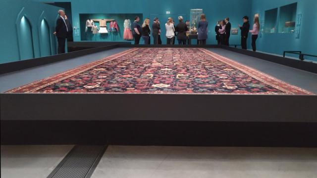 Exposition Temporaire Louvre Lens (c) Cécile Gouet Douaisis Tourisme