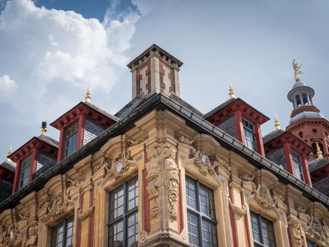 Façade Lille Hauts-de-France (c)Pixabay