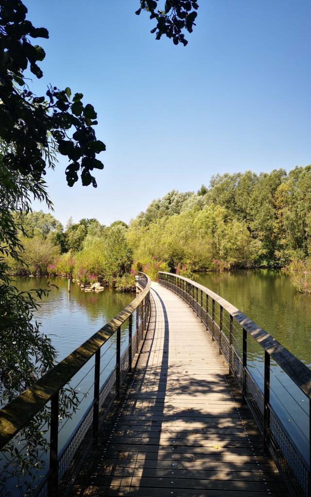 Parc Jacques Vernier Douai Douaisis Nord France (c) M Delabarre