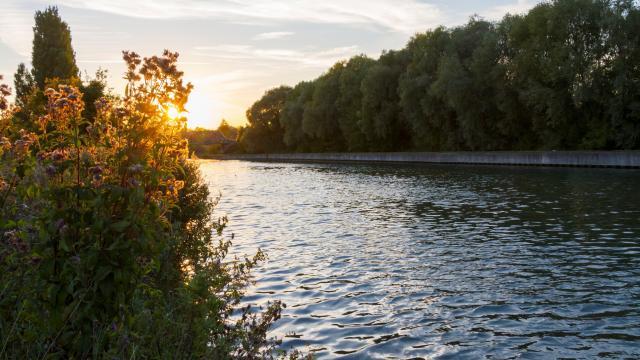 Scarpe Canal Douai Douaisis Nord France Adlanglet