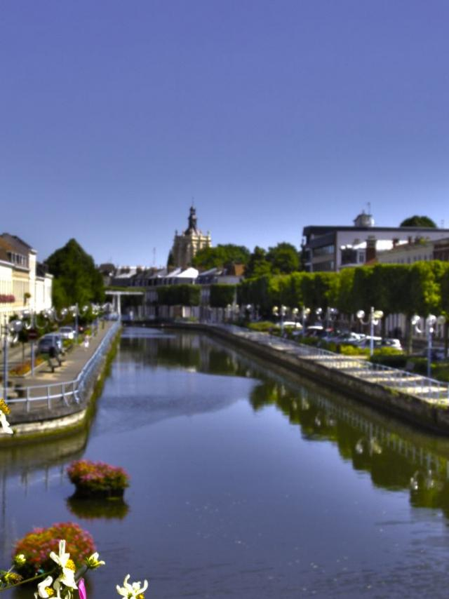 Scarpe Douai Douaisis Nord France Adlanglet