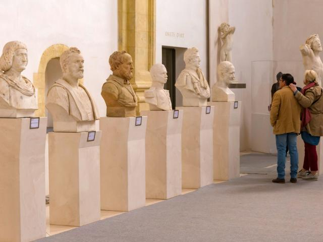Musée De La Chartreuse Douai Beaux Arts Sculptures Douaisis Nord France