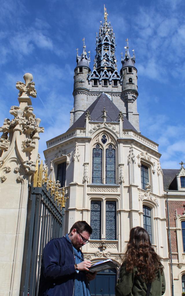 Enquete à Douai Jeu De Piste Douai Douaisis Nord France3