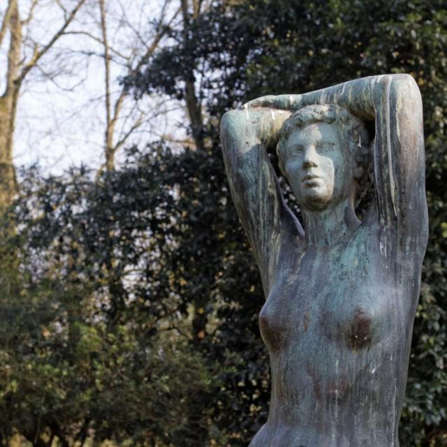 Sculpture Jeunesse Albert Bouquillon Douai Douaisis Nord France2