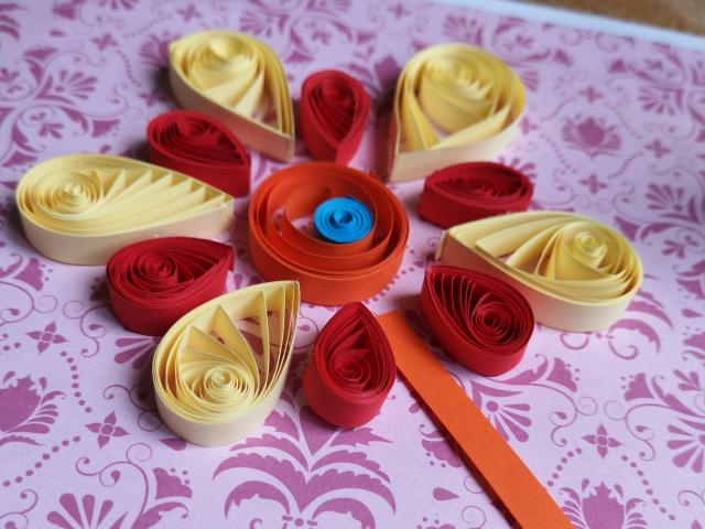 Diy Quilling Eventail Mme Gayant Douaisis Tourisme Nord France (1)