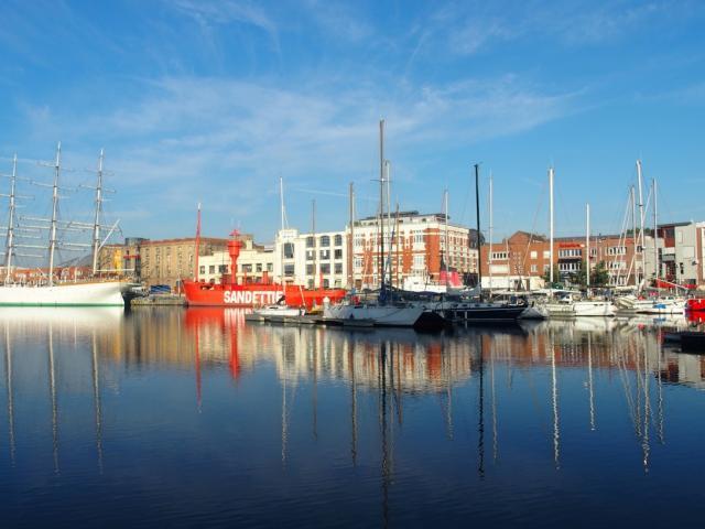 Port de plaisance - Duchesse Anne