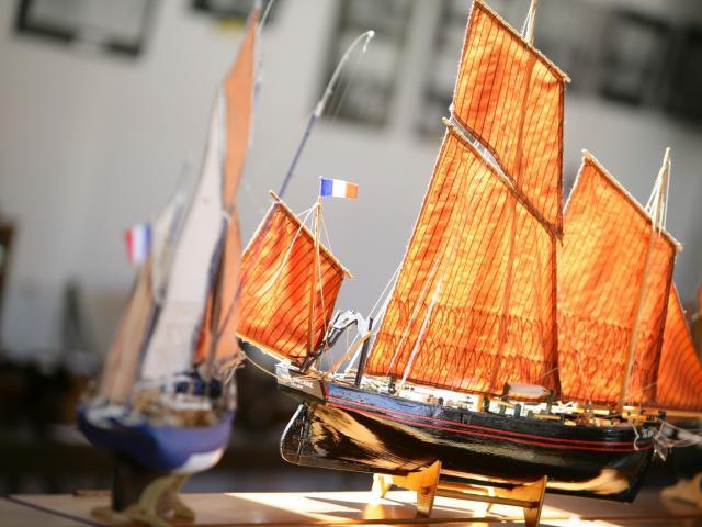 Bateau Maison De La Mer