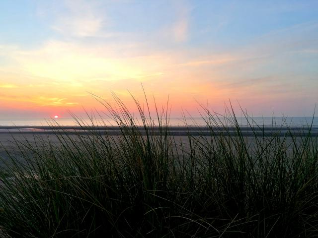 Sunset-Leffrinckoucke