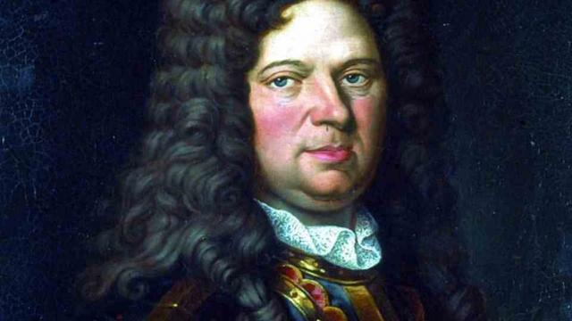 Portrait De Jean Bart