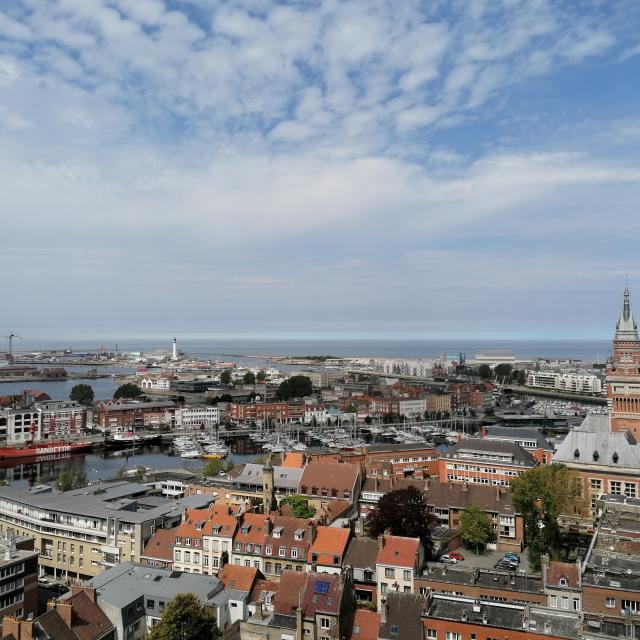 Beffroi Dunkerque