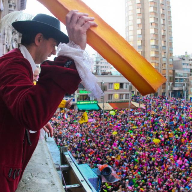 Carnaval de Dunkerque - Jet De Harengs