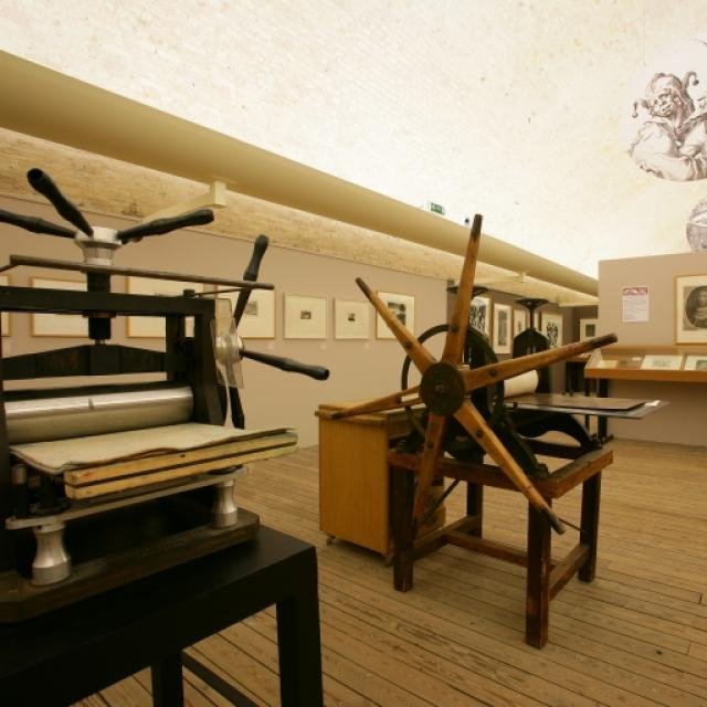 Musée du dessin et de l'estampe - Gravelines