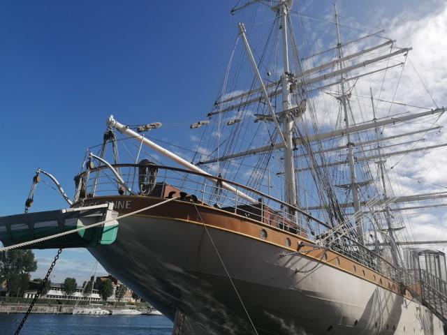 Duchesse Anne Musée Portuaire Dunkerque