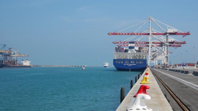 Dunkerque Port Center