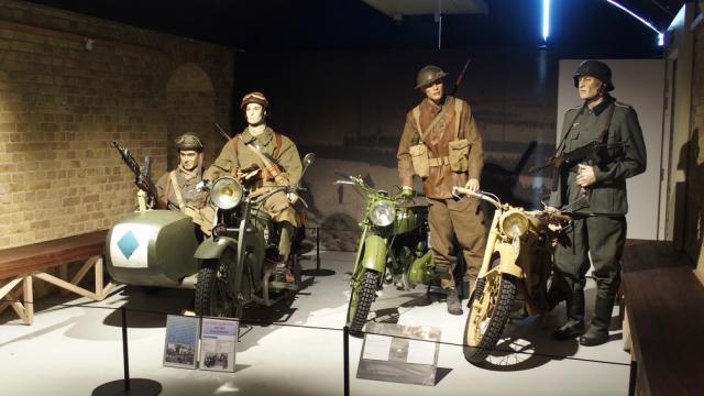 Musée Dunkerque 1940-Opération Dynamo