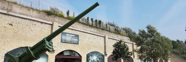 Musée Dunkerque 1940 - Opération Dynamo