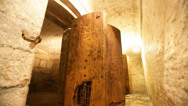 Prison Bourbourg