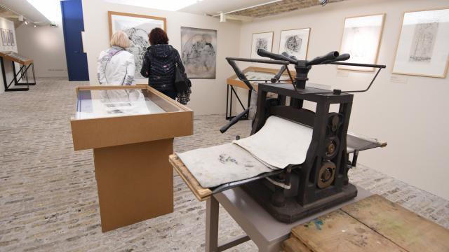 Musée De L'estampe 4