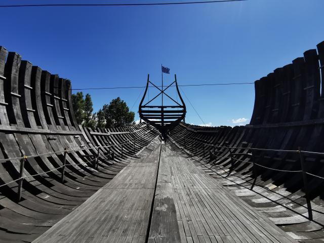 construction bateau