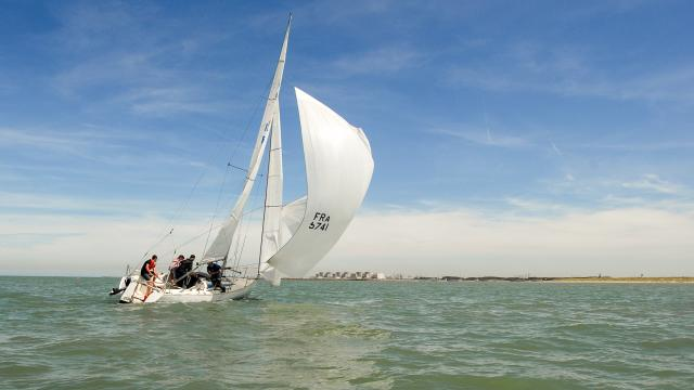 Voile Chenal Gravelines